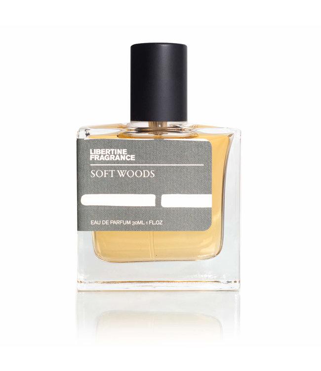 Libertine Fragrance Soft Woods EDP