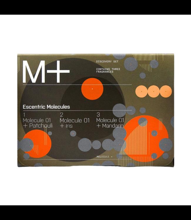 Escentric Molecules Coffret découverte Escentric Molecules M +  | 3 x 2ml