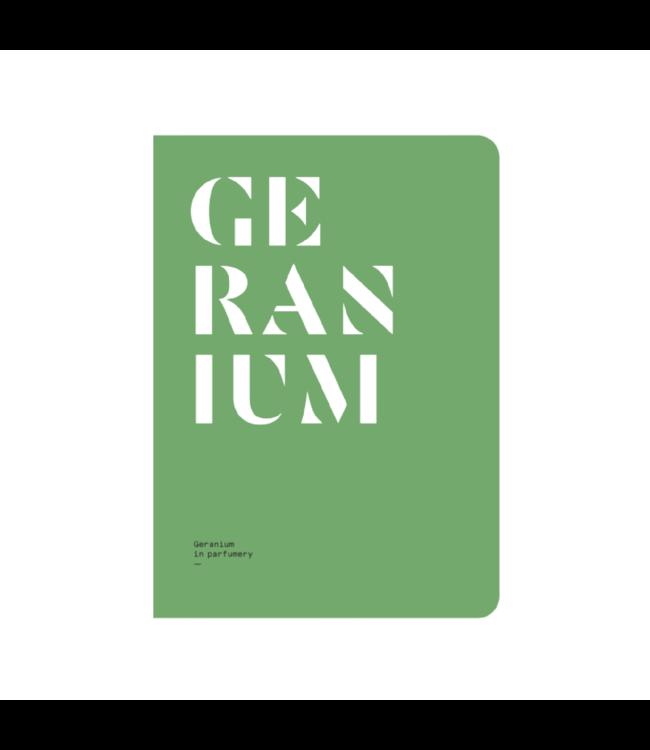 Nez Geranium In Perfumery (ANGLAIS)