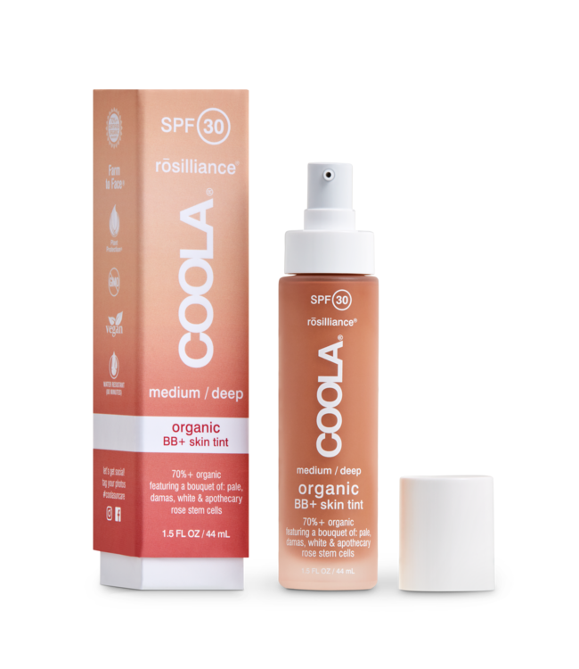 COOLA Rosilliance BB Cream Medium/Deep SPF 30 44ml