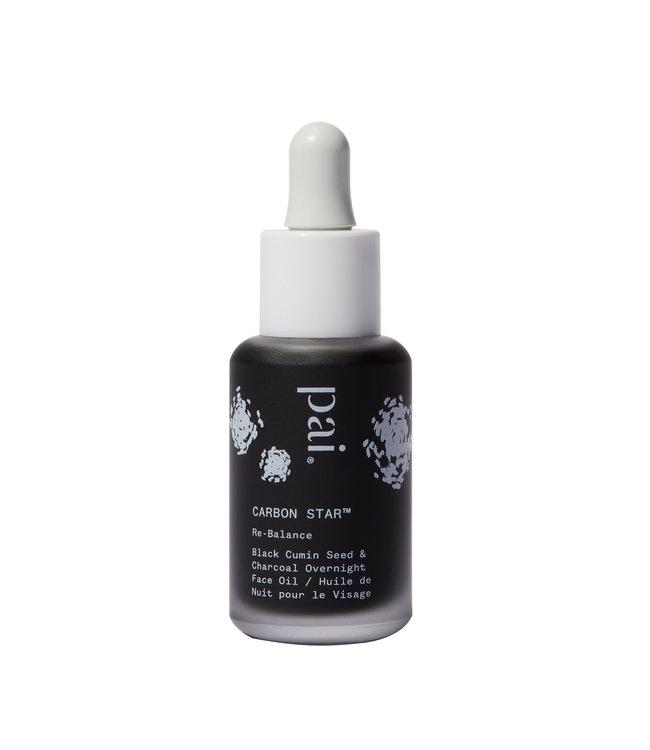 Pai Skincare Carbon Star Huile de nuit pour le vsage 30 ml