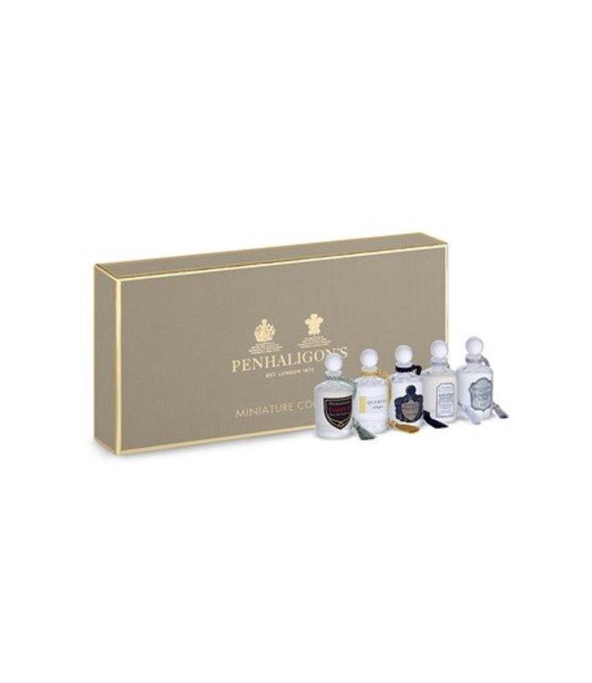 Penhaligon's Collection de fragrances miniatures pour hommes (Collection Miniature)