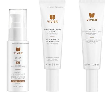 A Vivier Sunscreen as a Gift!