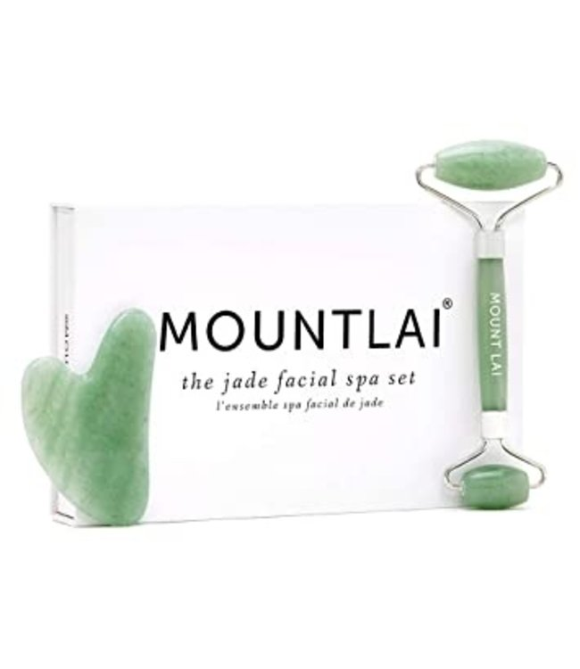 Mount Lai L'ensemble spa facial de jade
