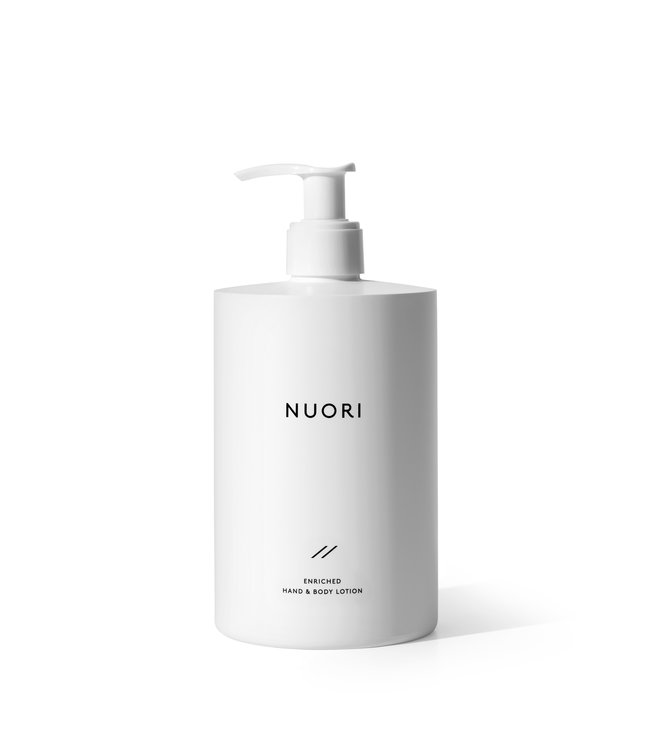 NUORI Enriched Hand  & Body Lotion 500ml