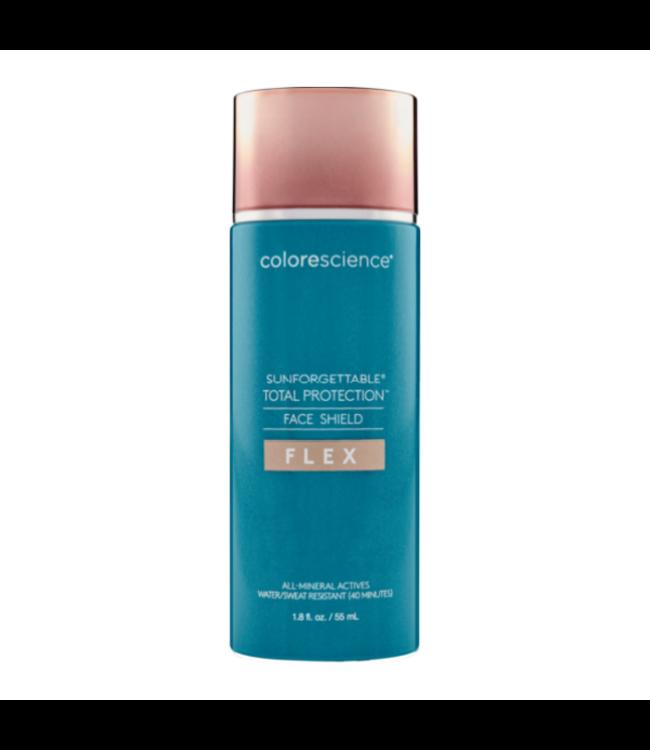 Colorescience Sunforgettable bouclier pour le visage Flex - Fair