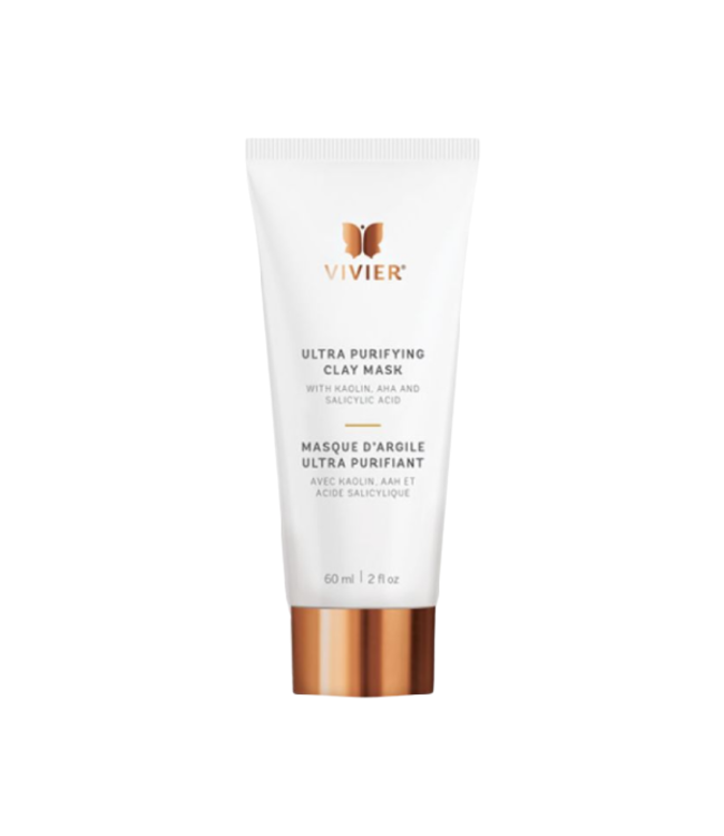 Vivier Ultra Purifying Clay Mask 60ml