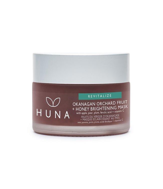 Huna Okanagan Orchard Fruit + Honey Brightening Mask 55g