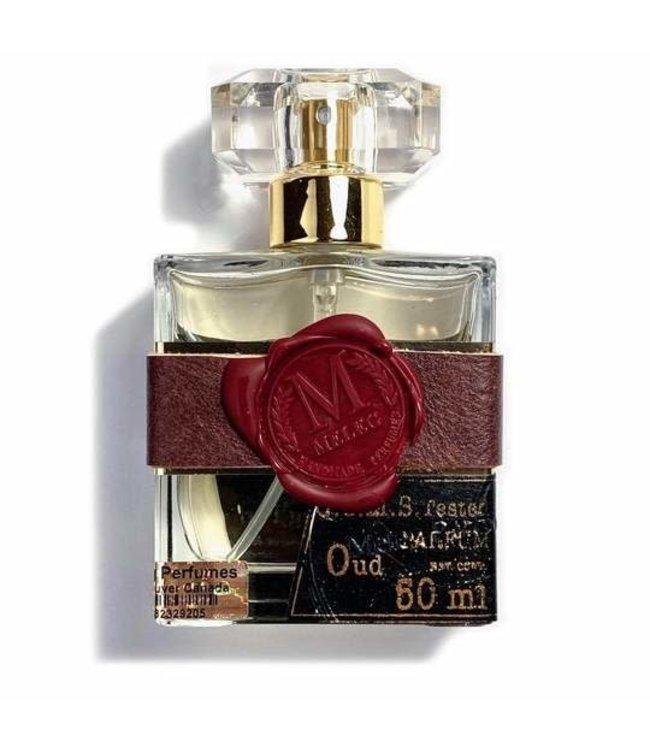 Meleg Perfumes GC-MS Certified Oud EDP