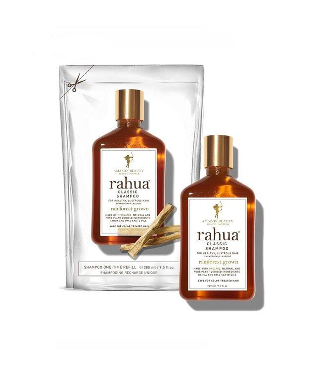Rahua Kit éco-responsable shampooing Classic