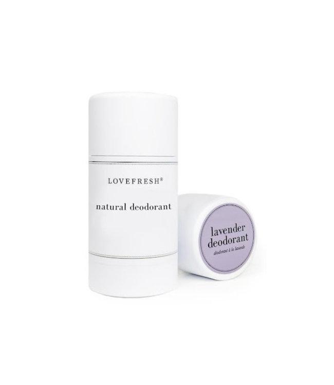 LoveFresh Déodorant à la lavande 3.6oz