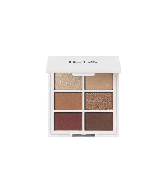 ILIA Palette d'ombres à paupières naturels -Warm Nude