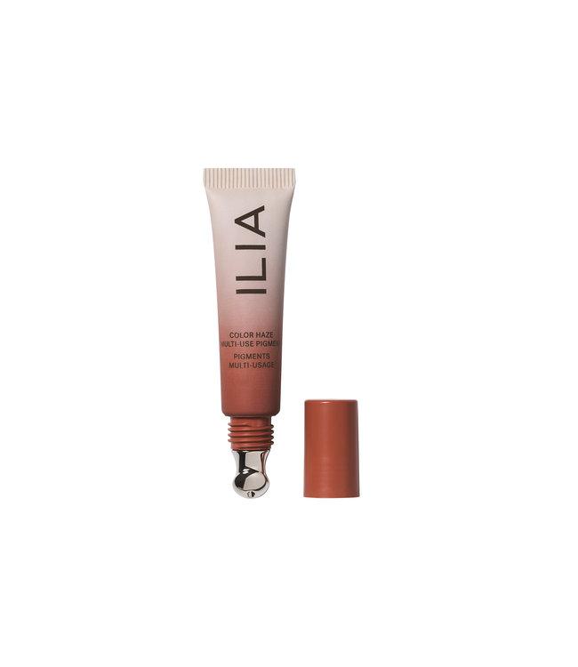 ILIA Color Haze - Crème teintée matte pour lèvres & joues - Stutter 7ml