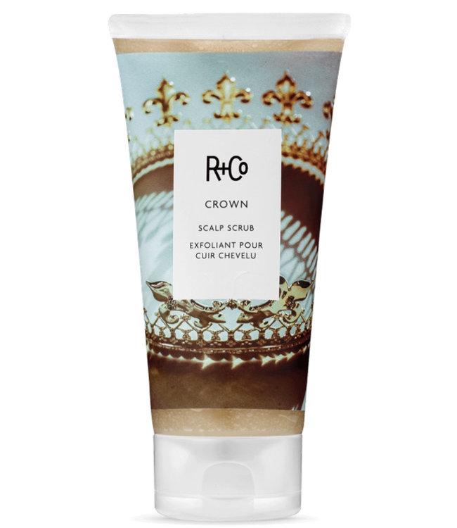 R+CO Exfoliant pour cuir chevelu Crown format voyage 15ml