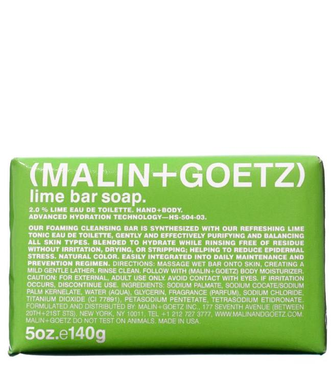 (MALIN+GOETZ) Lime Bar Soap 5oz/140g