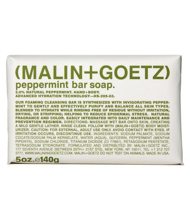 (MALIN+GOETZ) Peppermint Bar Soap 5oz/140g