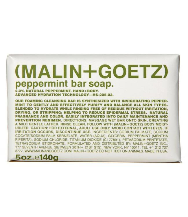 (MALIN+GOETZ) Savon à la menthe poivrée 5oz/140g