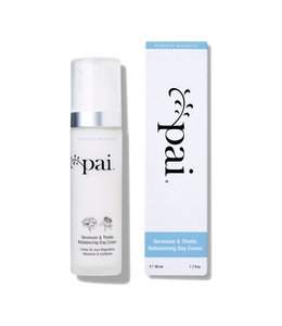 Pai Skincare Crème de Jour Régulatrice-Géranium & Carthame 50ml