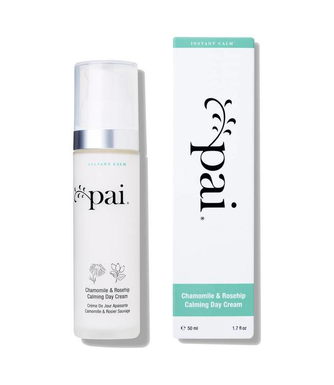 Pai Skincare  Crème de Jour Apaisante Camomille & Rosier Sauvage  50ml