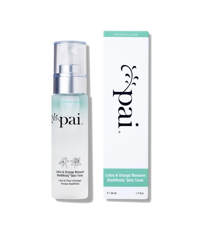 Pai Skincare  Lotion Tonique BioAffinity-Lotus & Fleur d'oranger 50ml