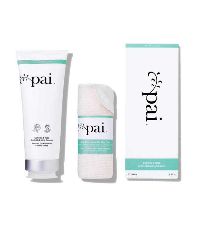 Pai Skincare Nettoyant Doux Hydratant Camélia & Rose 200ml