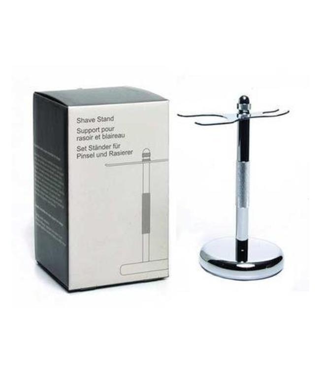 Shaving Stand For Standard Shaving Brush & Standard Double Edge Safety Razor