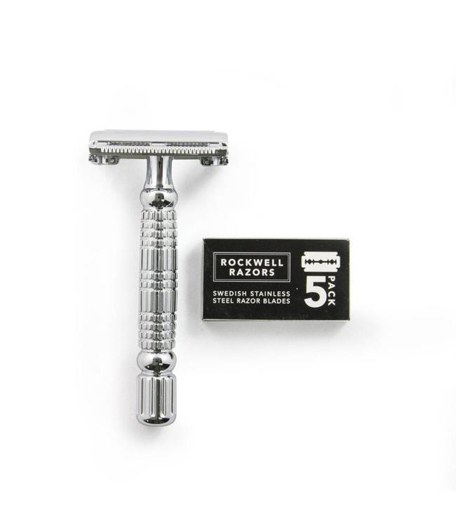 Rockwell Razors R1 Rookie Butterfly Safety Razor