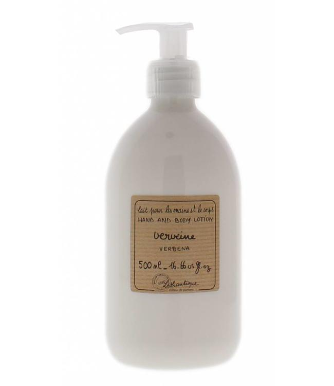 Lothantique Hand and Body Lotion 500ml Verbena