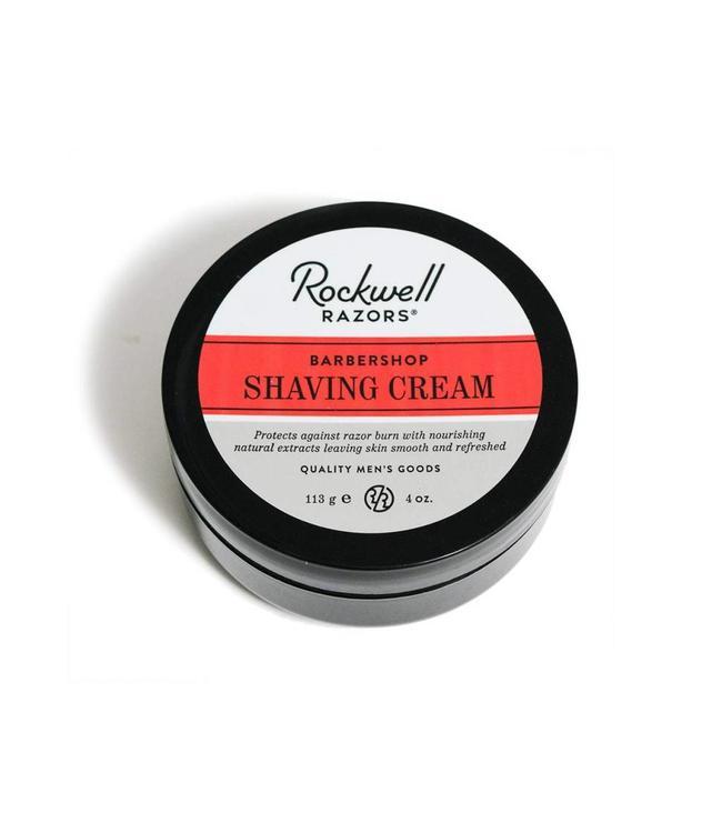 Rockwell Razors Crème de rasage 113g/ 4oz