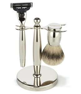 Penhaligon's Nickel Shaving Set