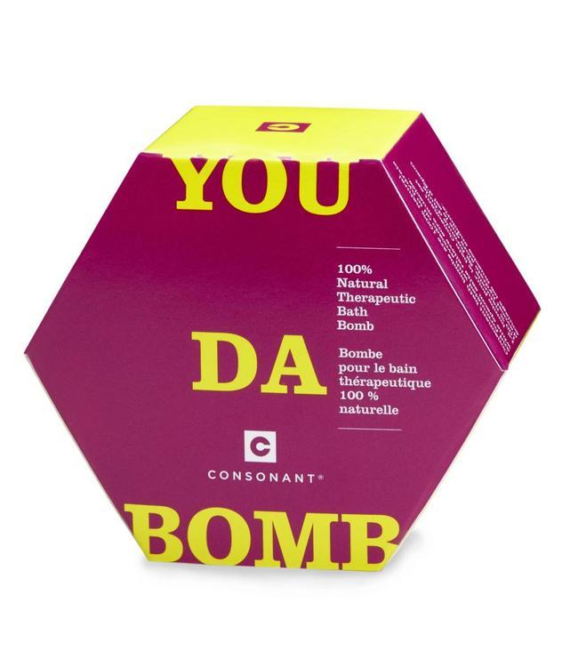 Consonant Bath Bomb - Decongest 205g