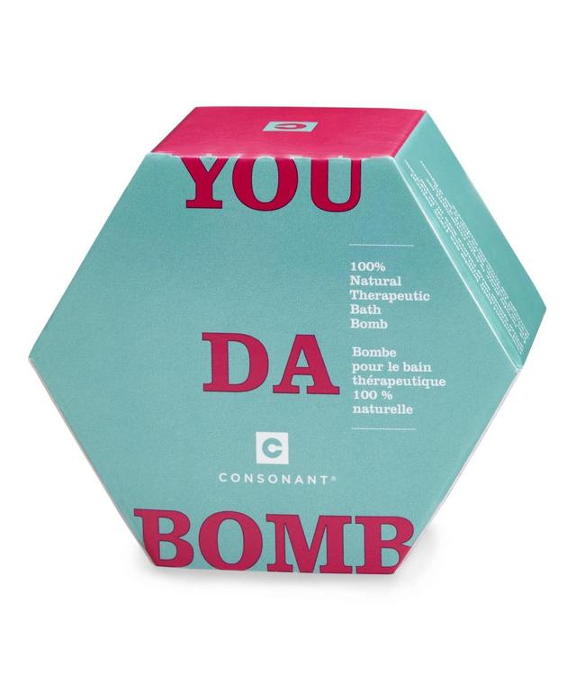 Consonant  Bombe pour le bain - Hydrate 205g