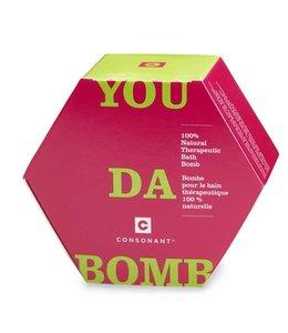 Consonant Bombe pour le bain - Relaxant musculaire 205g