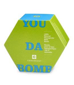Consonant Bombe pour le bain - Relax 205g