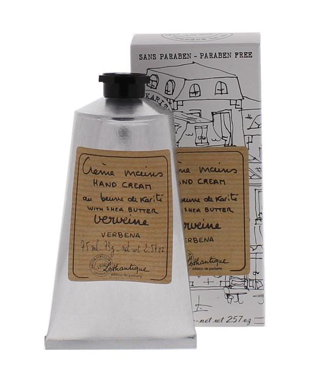 Lothantique Crème pour les mains  75ml Verveine