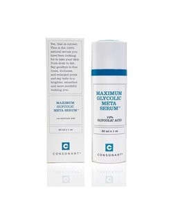 Consonant Maximum Glycolic Meta Serum 30ml