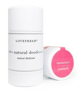 LoveFresh Pamplemousse Déodorant 3.6oz
