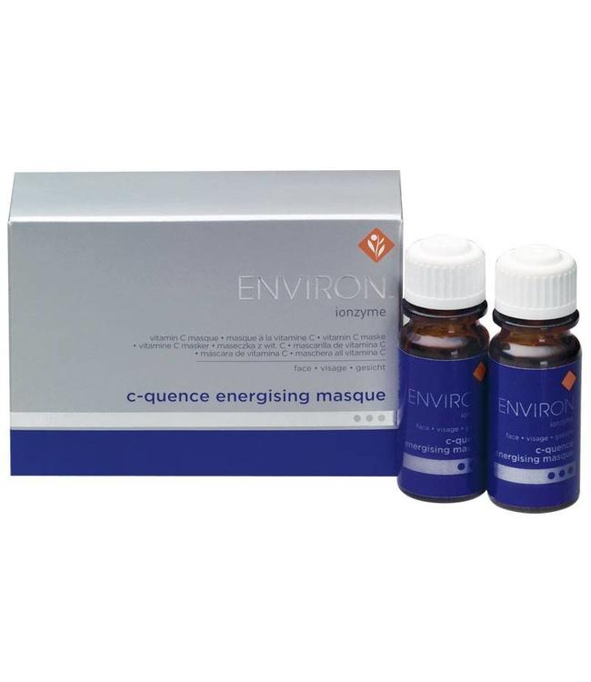 Environ C-quence Energising Masque (4 Pack)