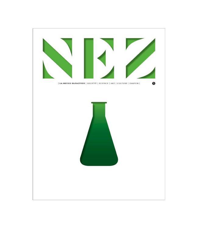 Nez La revue olfactive – #05 – Naturel et synthétique – avril 2018 (French)