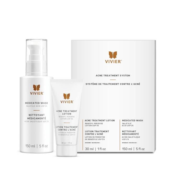 Vivier Système de traitement contre l'acné