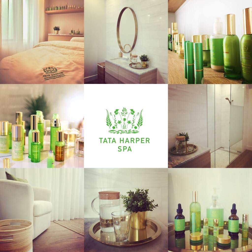 Discover Our New Tata Harper Spa