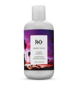 R+CO Shampooing Cheveux Blonds SUNSET BLVD 241ml