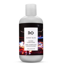 R+CO Après-shampooing Cheveux Blonds SUNSET BLVD 241ml