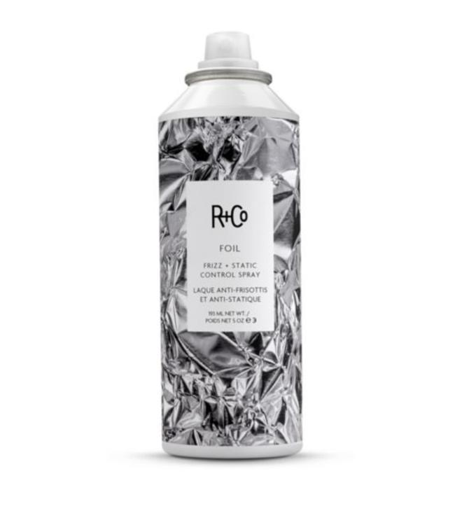 R+CO Laque anti-frisotis et anti-statique FOIL 193ml