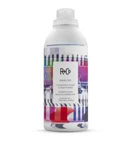 R+CO Shampooing mousse démêlant ANALOG 177ml