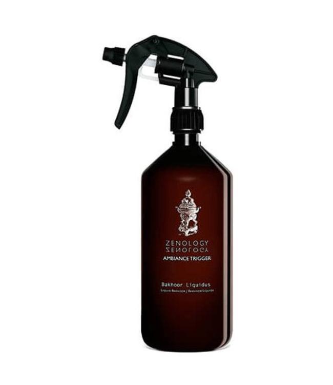 Zenology Parfum d'ambiance Bakhoor Liquidus | Bakhoor Liquide Pulvérisateur 1000 ml