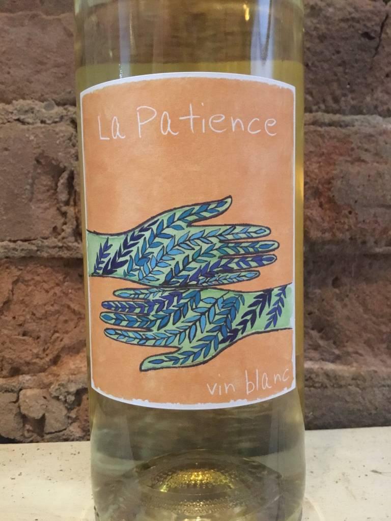 2017 La Patience Blanc, 750ml