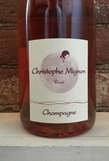 NV Christophe Mignon Pur Meunier Brut Rose,750ml