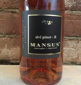 2017 Mansus Sivi Pinot, 750ml