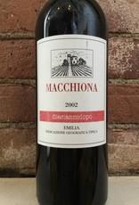 2002 La Stoppa Macchiona Dieciannidopo, 750ml
